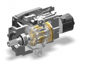 Hydraulic Transducer